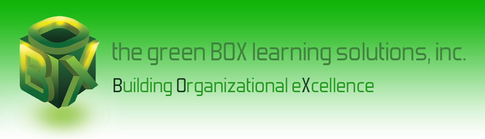 The Green BOX Learning Solutions