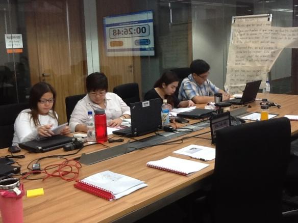 EBE - CCFEL Participants