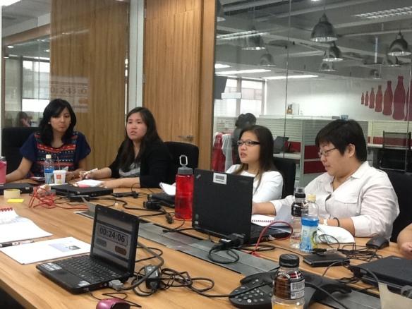 EBE- CCFEL Participants