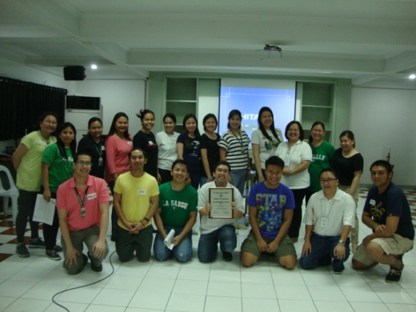 LSGH HS English Faculty Team